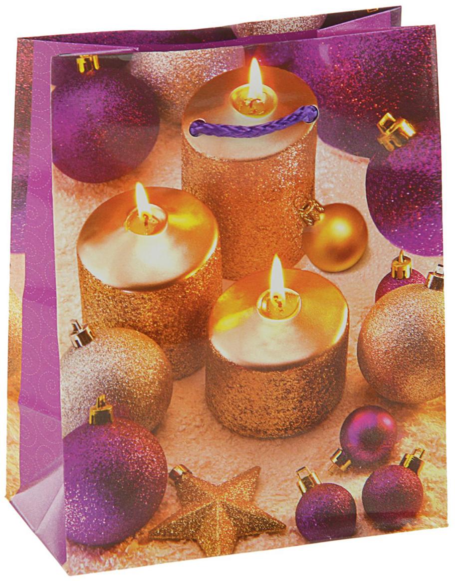 Пакет подарочный Арт и Дизайн Праздничное настроение, цвет: мультиколор, 14,5 х 11,5 х 6,5 см. 27988392798839Любой подарок начинается с упаковки. Что может быть трогательнее и волшебнее, чем ритуал разворачивания полученного презента. И именно оригинальная, со вкусом выбранная упаковка выделит ваш подарок из массы других. Она продемонстрирует самые теплые чувства к виновнику торжества и создаст сказочную атмосферу праздника - это то, что вы искали. Невозможно представить нашу жизнь без праздников! Мы всегда ждем их и предвкушаем, обдумываем, как проведем памятный день, тщательно выбираем подарки и аксессуары, ведь именно они создают и поддерживают торжественный настрой - это отличный выбор, который привнесет атмосферу праздника в ваш дом!