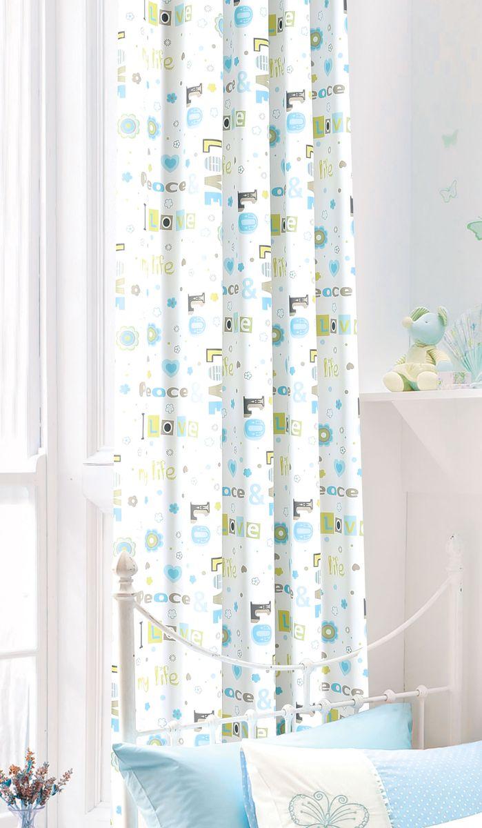 Изящная штора Garden, выполнена из легкой ткани с оригинальным узором. Приятная текстура и цвет штор привлекут к себе внимание и органично впишутся в интерьер помещения. Штора крепится на карниз при помощи ленты, которая поможет красиво и равномерно задрапировать верх.