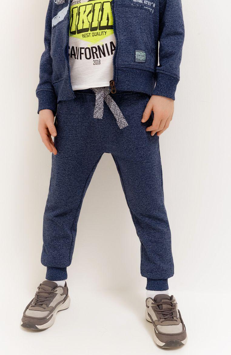 Брюки спортивные для мальчика Acoola, цвет: синий. 20120160147_500. Размер 98