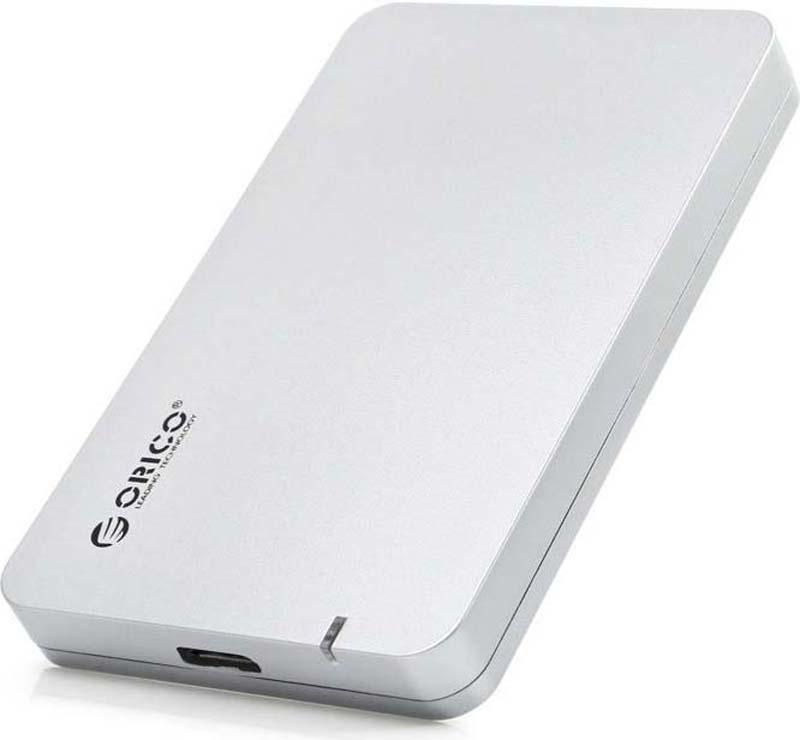 Orico 2569S3, Silver контейнер для HDD внешний контейнер для hdd 2x3 5 sata orico 9528u3 usb3 0 серебристый