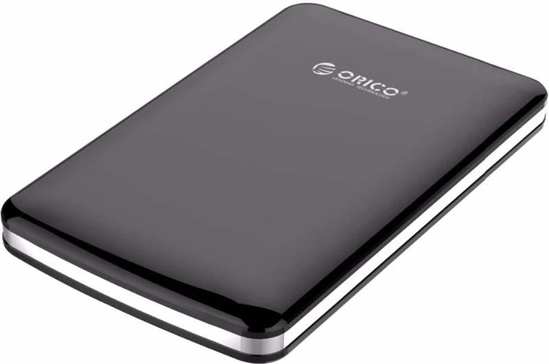 Orico 2579S3, Black контейнер для HDD orico 2599us3 tool free usb 3 0 2 5 inch sata hdd enclosure