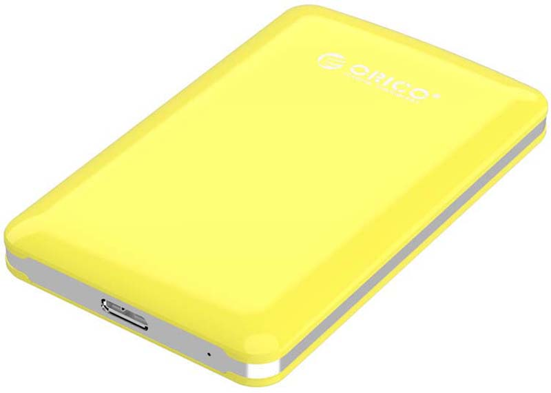Orico 2579S3, Yellow контейнер для HDD orico 2579s3 yellow контейнер для hdd