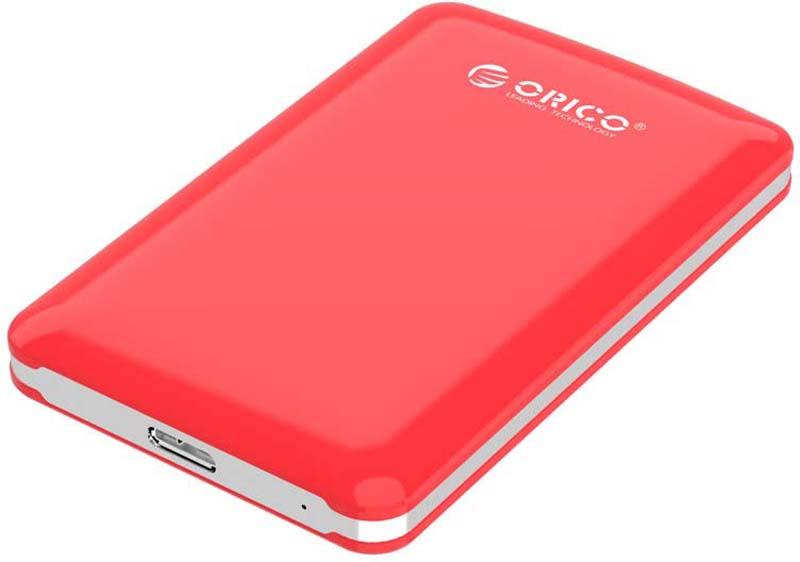 Orico 2579S3, Red контейнер для HDD