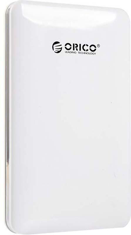 Orico 2579S3, White контейнер для HDD внешний контейнер для hdd 2x3 5 sata orico 9528u3 usb3 0 серебристый