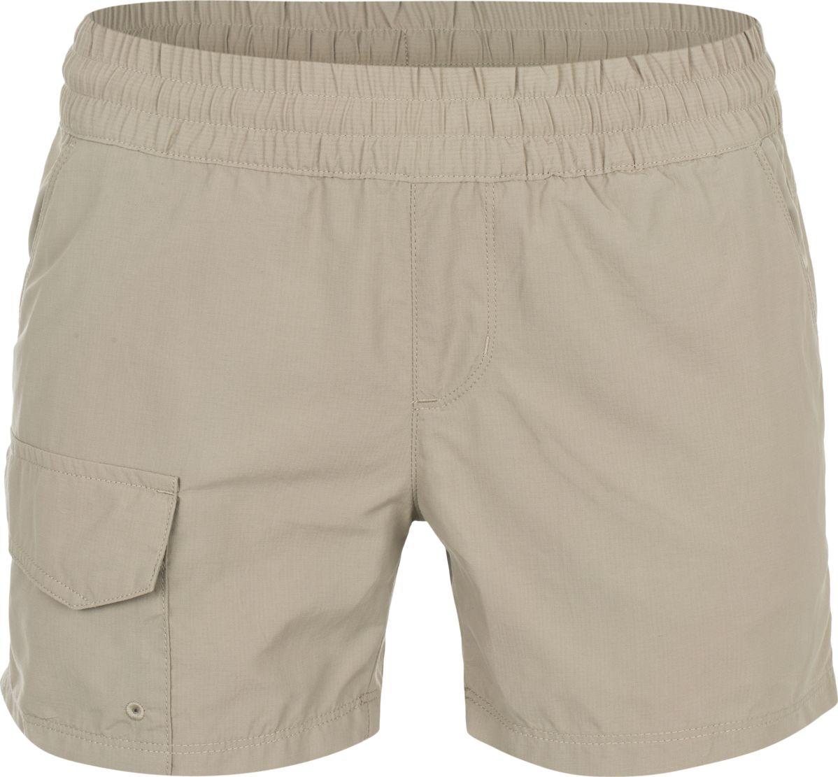 Шорты женские Columbia Silver Ridge Pull On Short W Shorts, цвет: бежевый. 1710641-221. Размер XS (42) deluxe acupuncture model 178cm acupuncture model