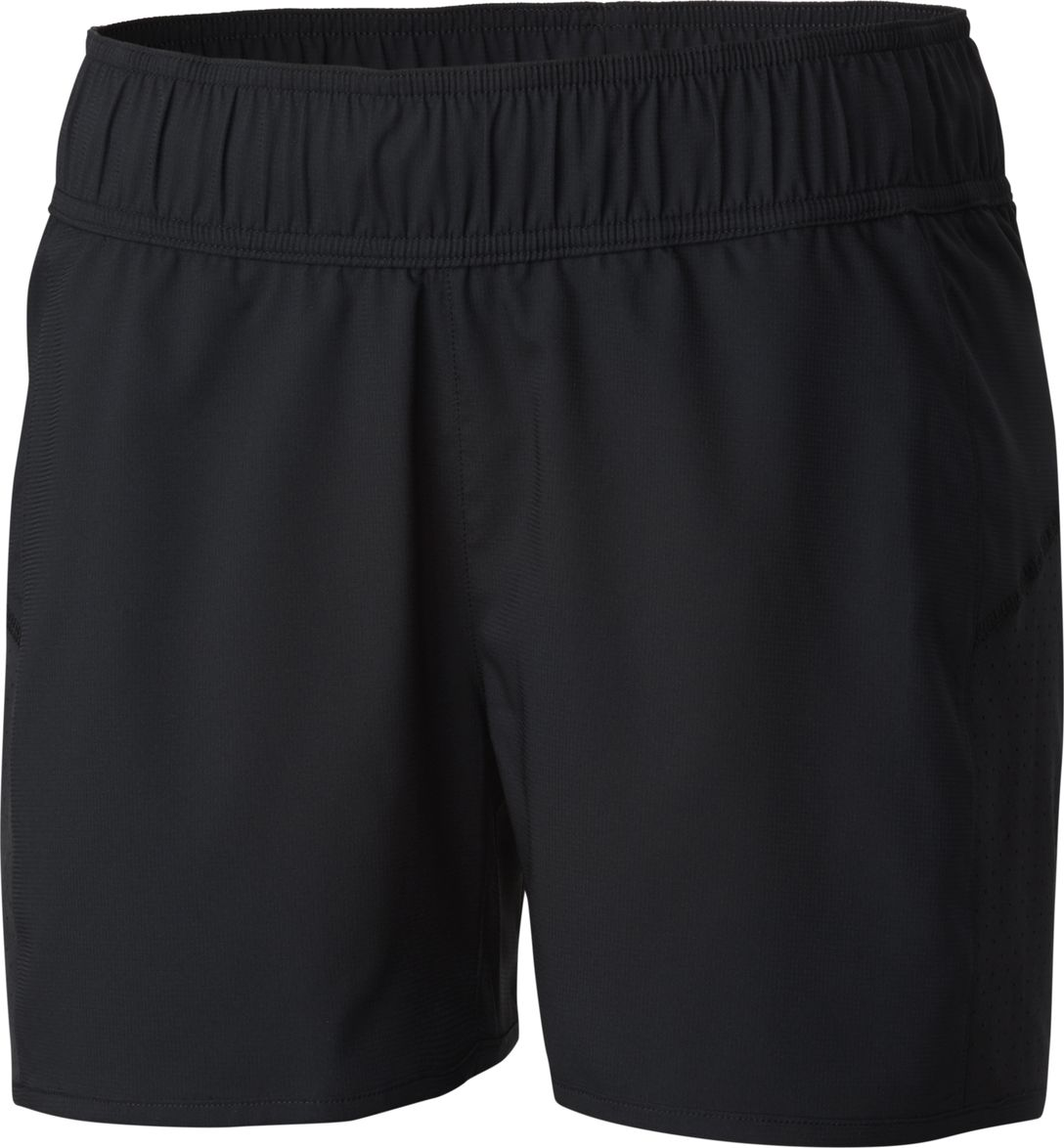 Шорты женские Columbia Bryce Canyon Short, цвет: черный. 1773711-010. Размер XS (42)