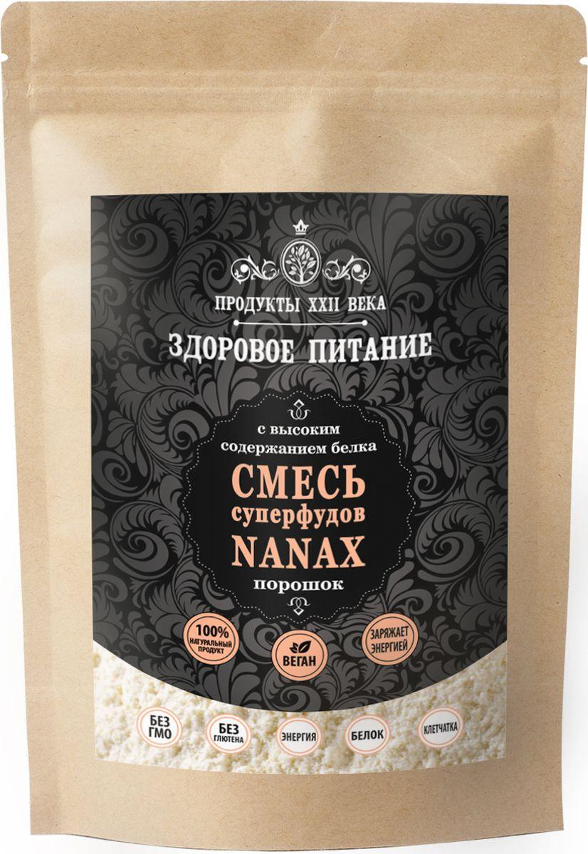 Растворимая порошкообразная смесь, приготовленная из сыворотки (сухой), канивы и маки