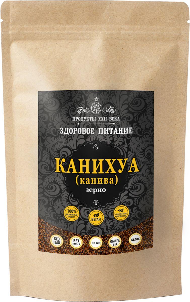Продукты ХХII века канихуа зерна, 100 г продукты ххii века мука киноа белая цельнозерновая высший сорт 400 г