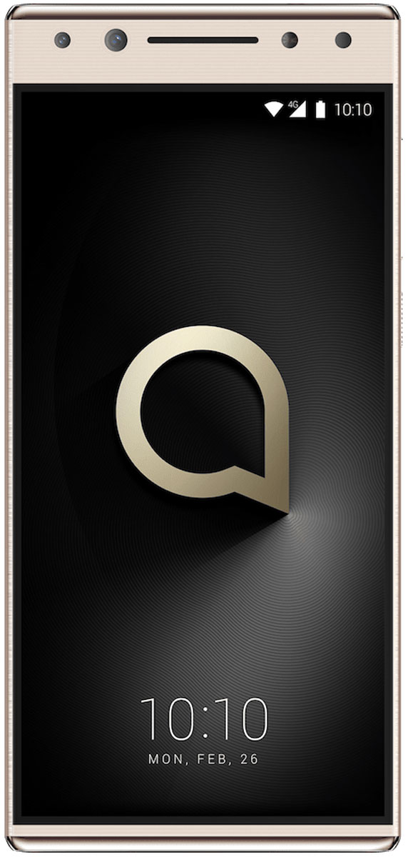 Alcatel 5086D 5, Gold