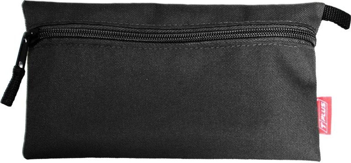 Футляр для хранения Tplus, Oxford 600, цвет: черный, 10 x 20 см сумка рыбака tplus 600 цвет олива 36 x 20 x 20 см