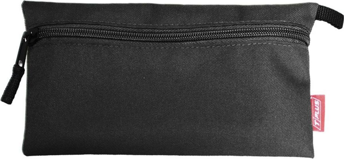 Футляр для хранения Tplus, Oxford 600, цвет: черный, 13 x 23 см