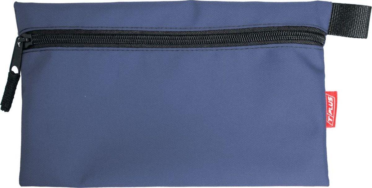 Футляр для хранения Tplus, Oxford 600, цвет: синий, 16 x 26 см