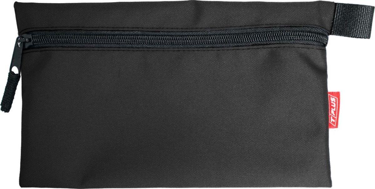 Футляр для хранения Tplus, Oxford 600, цвет: черный, 16 x 26 см