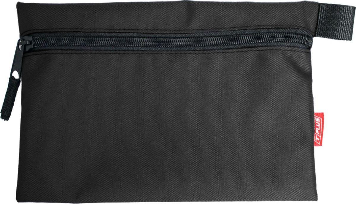 Футляр для хранения Tplus, Oxford 600, цвет: черный, 19 x 29 см
