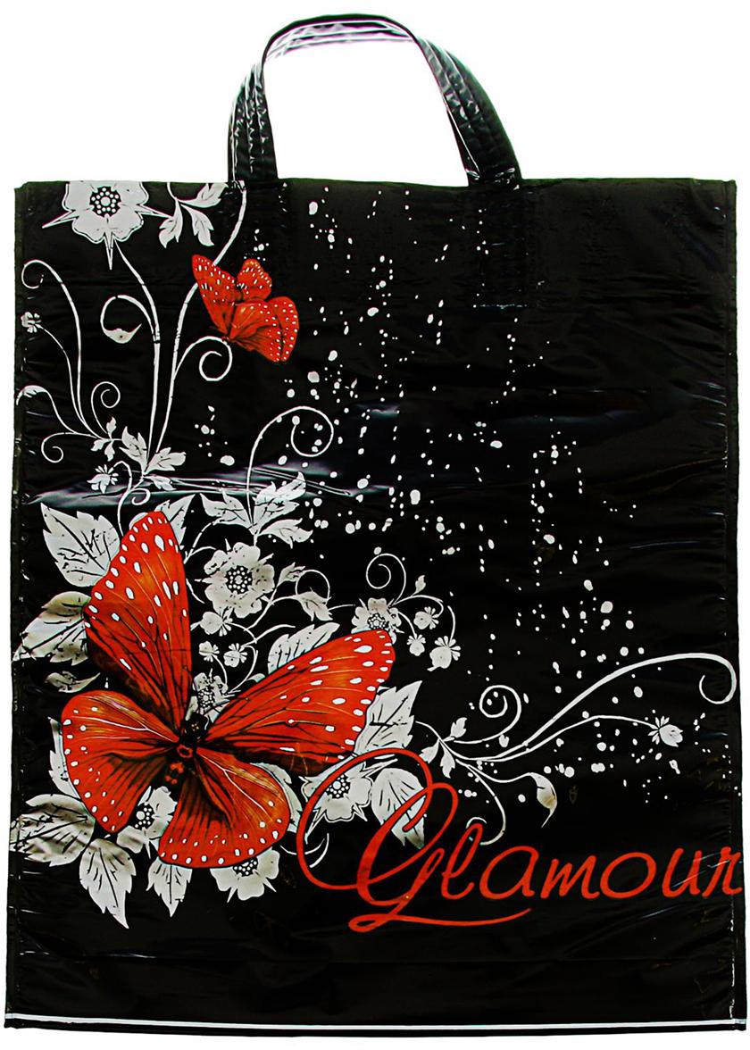Пакет подарочный Мозаика. Красная бабочка, цвет: красный, 38 х 36 см. 19352421935242Любой подарок начинается с упаковки. Что может быть трогательнее и волшебнее, чем ритуал разворачивания полученного презента. И именно оригинальная, со вкусом выбранная упаковка выделит ваш подарок из массы других. Она продемонстрирует самые теплые чувства к виновнику торжества и создаст сказочную атмосферу праздника - это то, что вы искали.