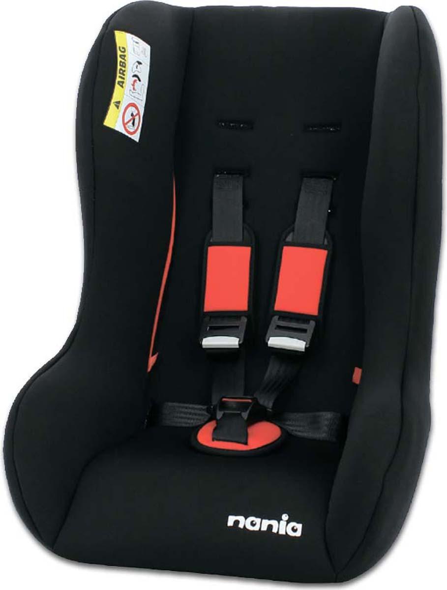 Nania Автокресло Trio SP Eco цвет черный красный от 0 до 25 кг.