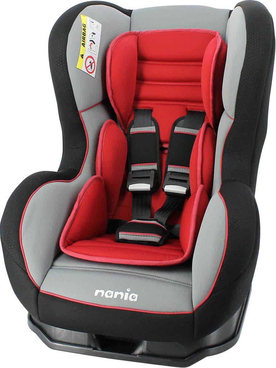Nania Автокресло Cosmo SP LX Rouge от 0 до 18 кг, Team Tex