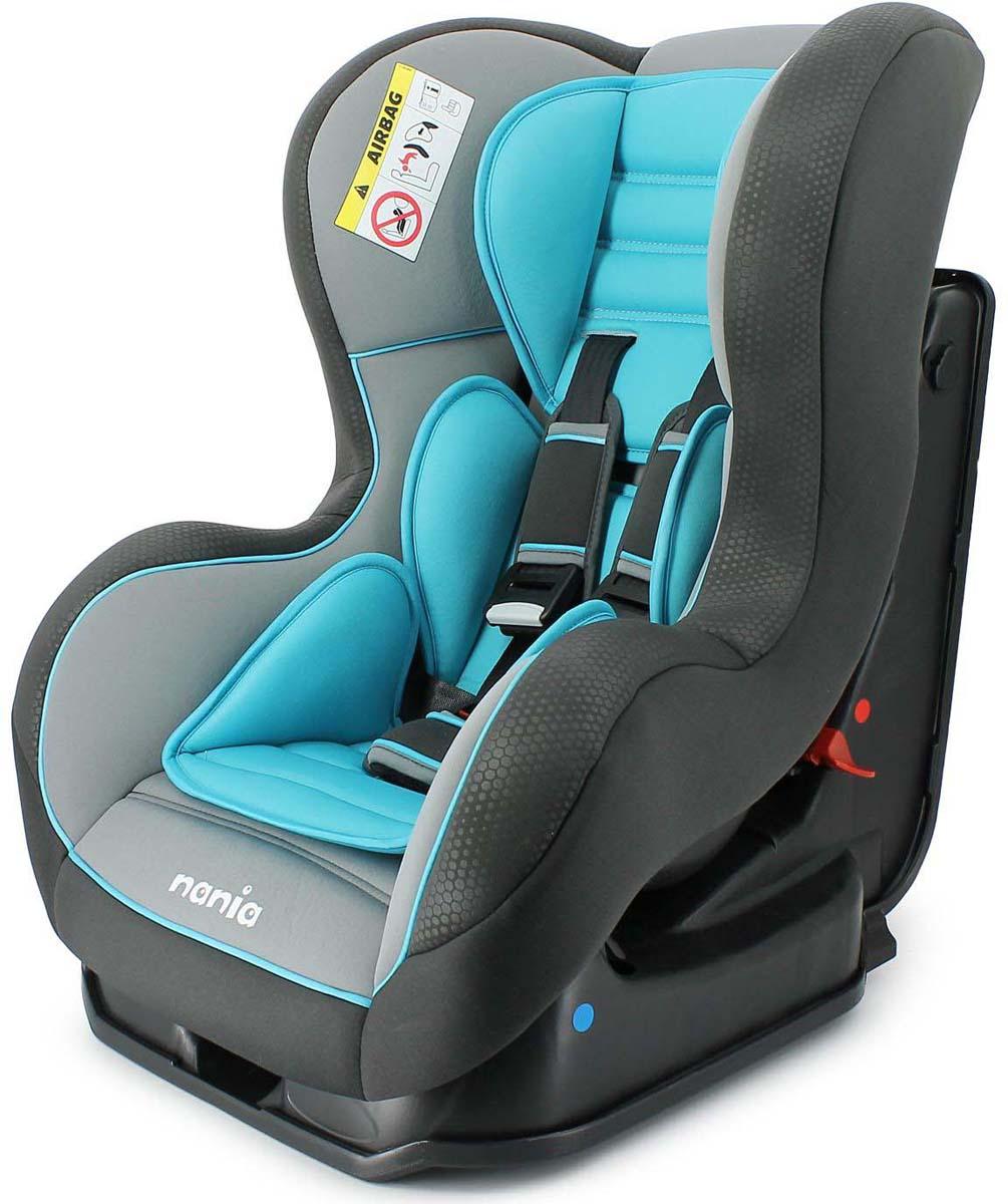 Nania Автокресло Cosmo SP LX цвет синий от 0 до 18 кг, Team Tex