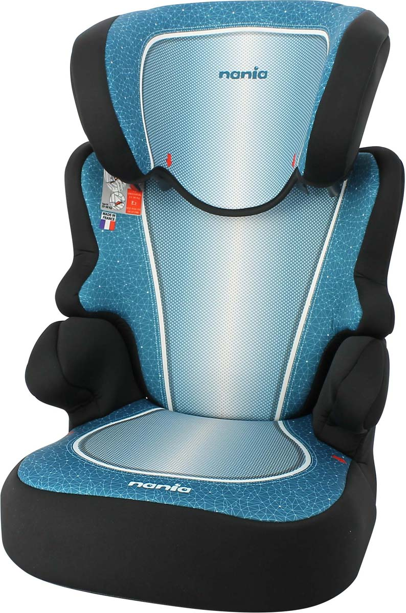 Nania Автокресло Befix SP FST Skyline цвет синий от 15 до 36 кг автокресло nania driver fst skyline black