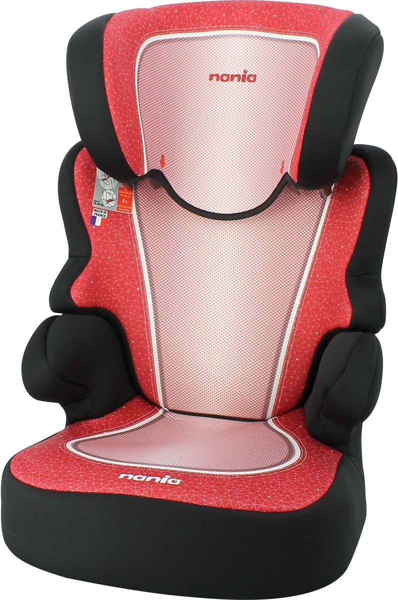 Nania Автокресло Befix SP FST Skyline цвет красный от 15 до 36 кг автокресло группа 2 3 15 36 кг nania befix sp fst pop blue