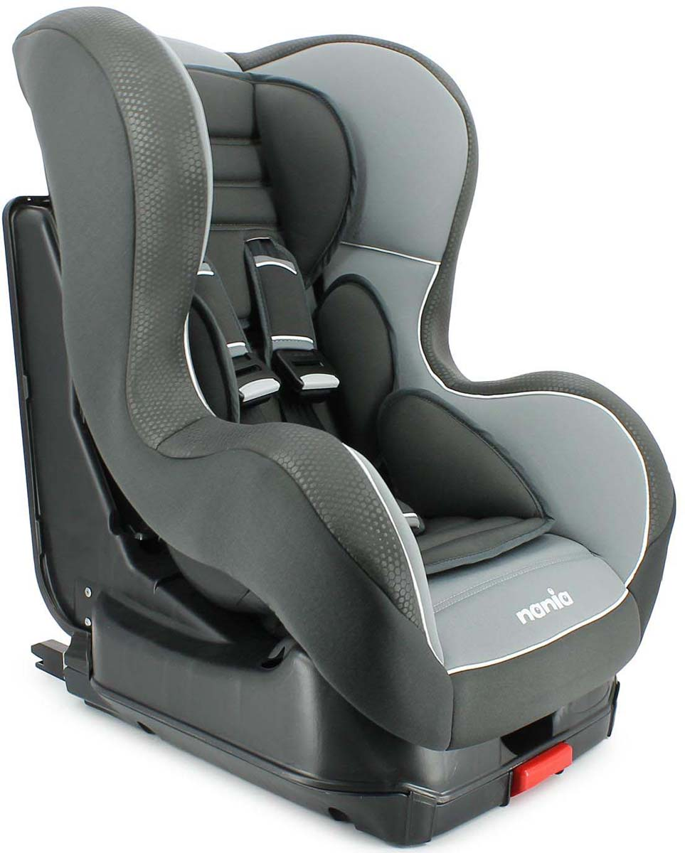 NaniaАвтокресло Cosmo SP LX Isofix Shadow от 0 до 18 кг