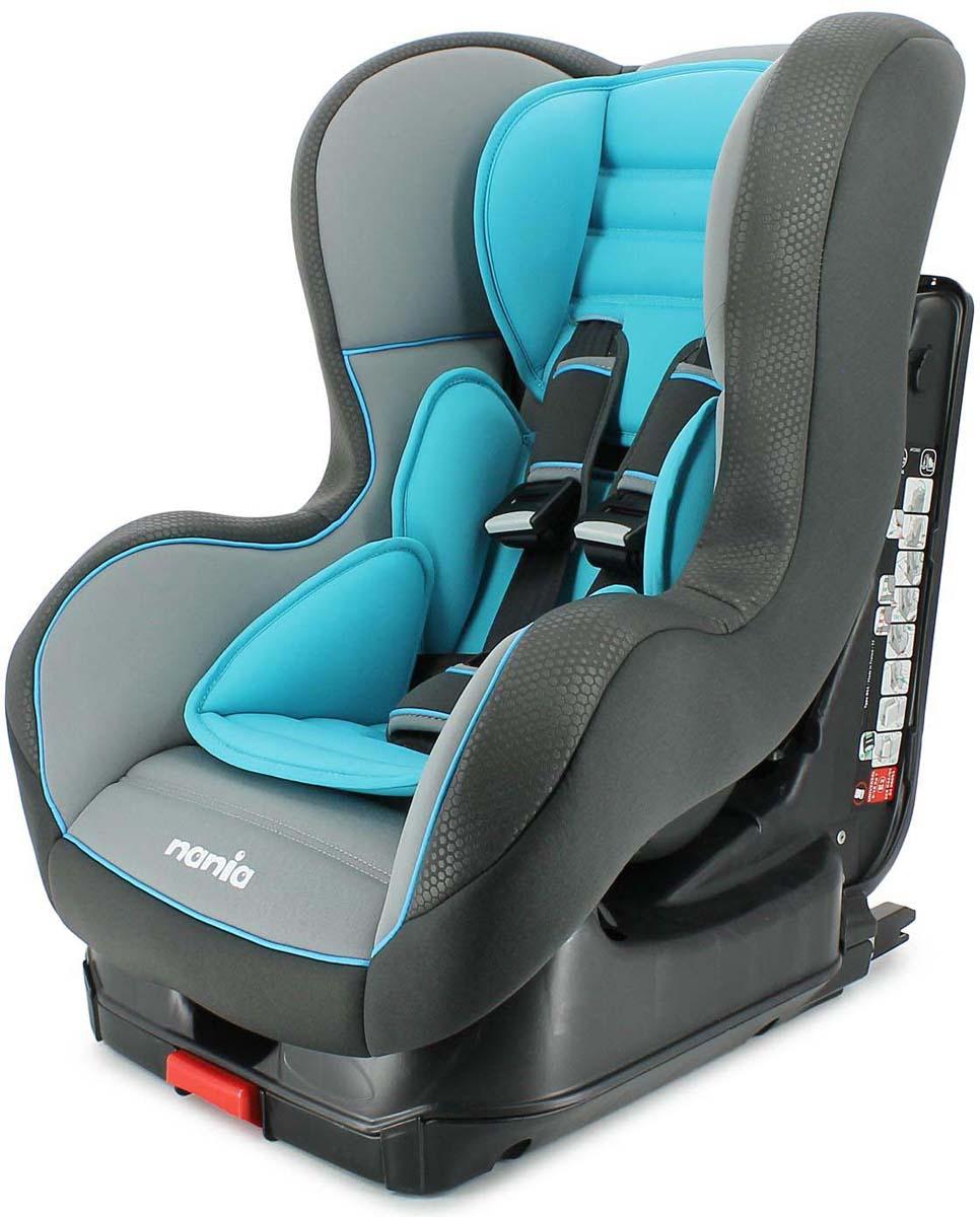 Nania Автокресло Cosmo SP LX Isofix цвет синий от 0 до 18 кг