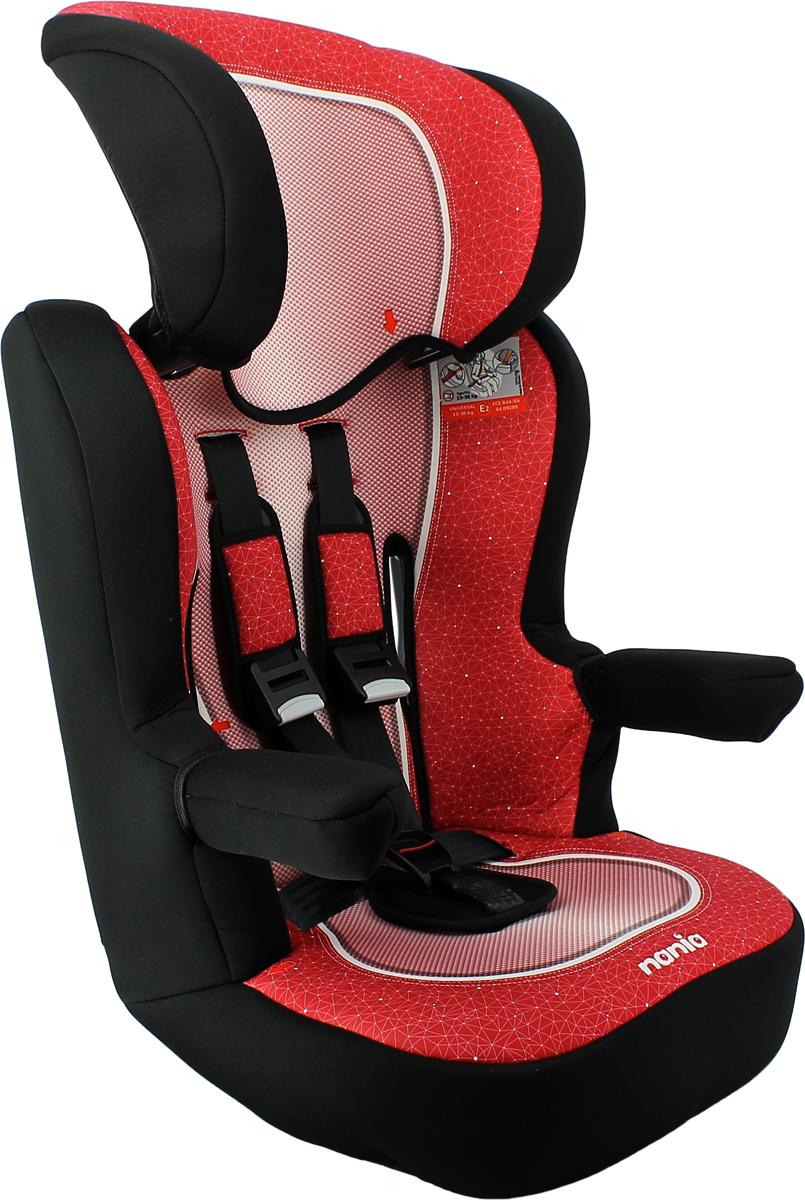 Nania Автокресло I до max SP FST Skyline цвет красный от 9 до 36 кг