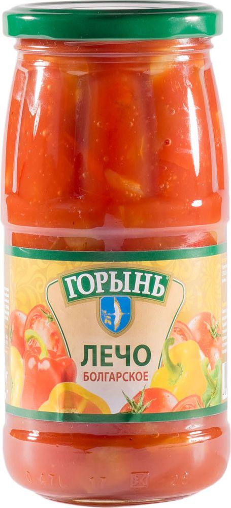 Горынь Лечо болгарское, 450 г националь чечевица красная 450 г