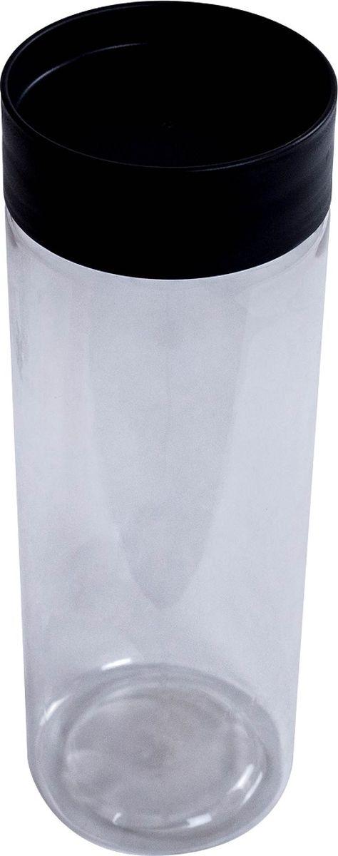 """Банка для сыпучих продуктов """"Plast team"""" выполнена из пищевого пластика. Прозрачный корпус поможет вовремя определить не пора ли пополнить запасы, а модульная система хранения компактно и эстетично смотрится как в закрытом шкафу, так и на открытых полках. Плотная винтовая крышка сохранит свежесть продуктов, а также позволит переносить банку с жидкостью, так как крышка не пропускает влагу."""