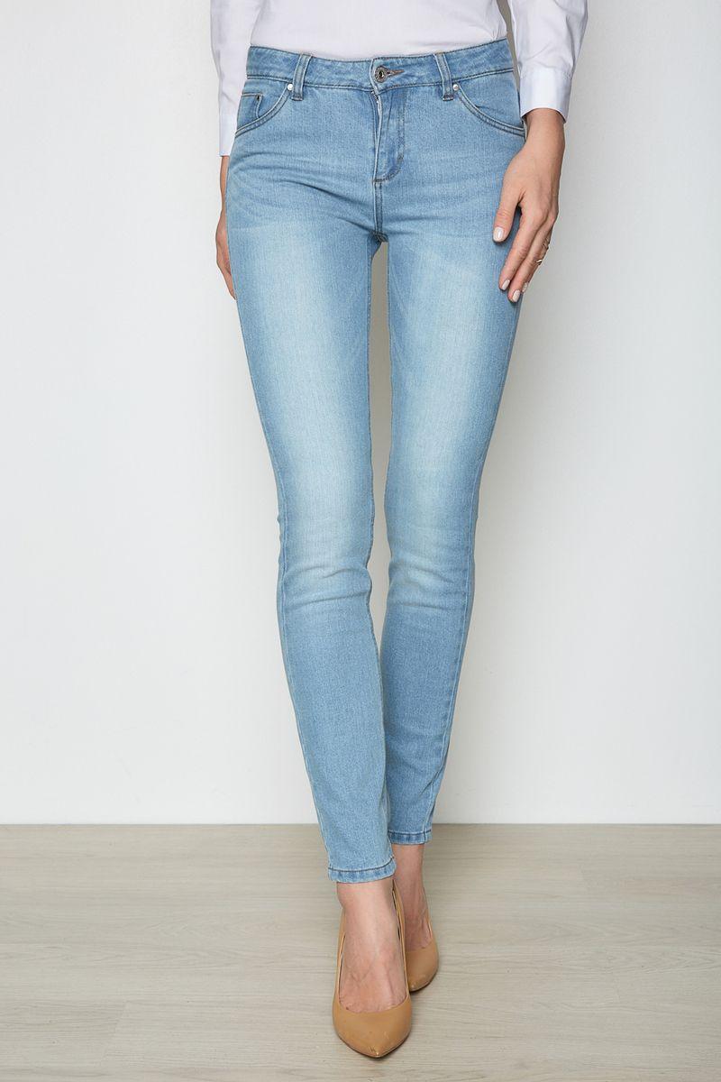 Джинсы женские Concept Club, цвет: голубой. 10200160187_400. Размер L (48) брюки женские concept club glasier цвет голубой 10200160289 400 размер l 48
