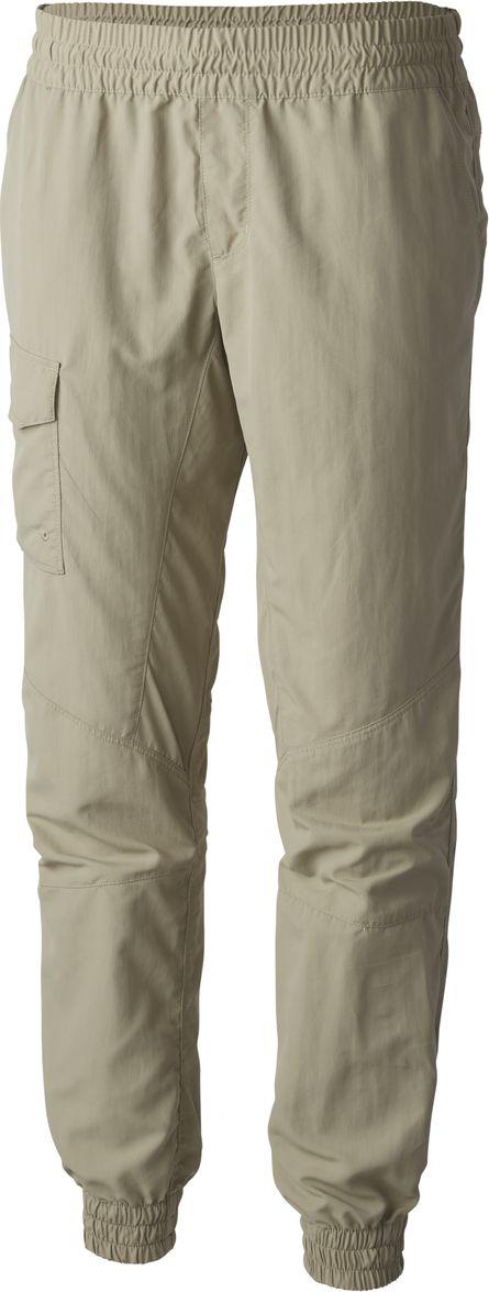 Брюки женские Columbia Silver Ridge Pull On Pant, цвет: бежевый. 1710631-221. Размер XS (42) columbia повседневные брюки