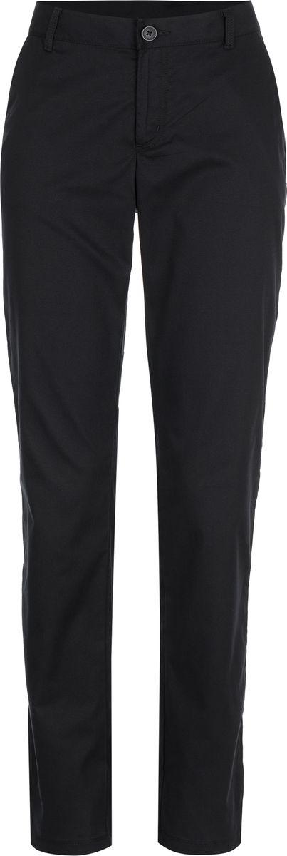 Брюки женские Columbia Kenzie Cove Slim Pant, цвет: черный. 1773221-010. Размер 8 (48) штаны прямые женские rip curl baleare pant polignac purple