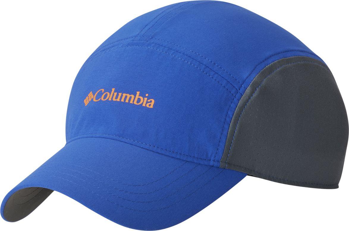 Бейсболка мужская Columbia Freeze Degree M, цвет: синий. 1714771-437. Размер универсальный Columbia