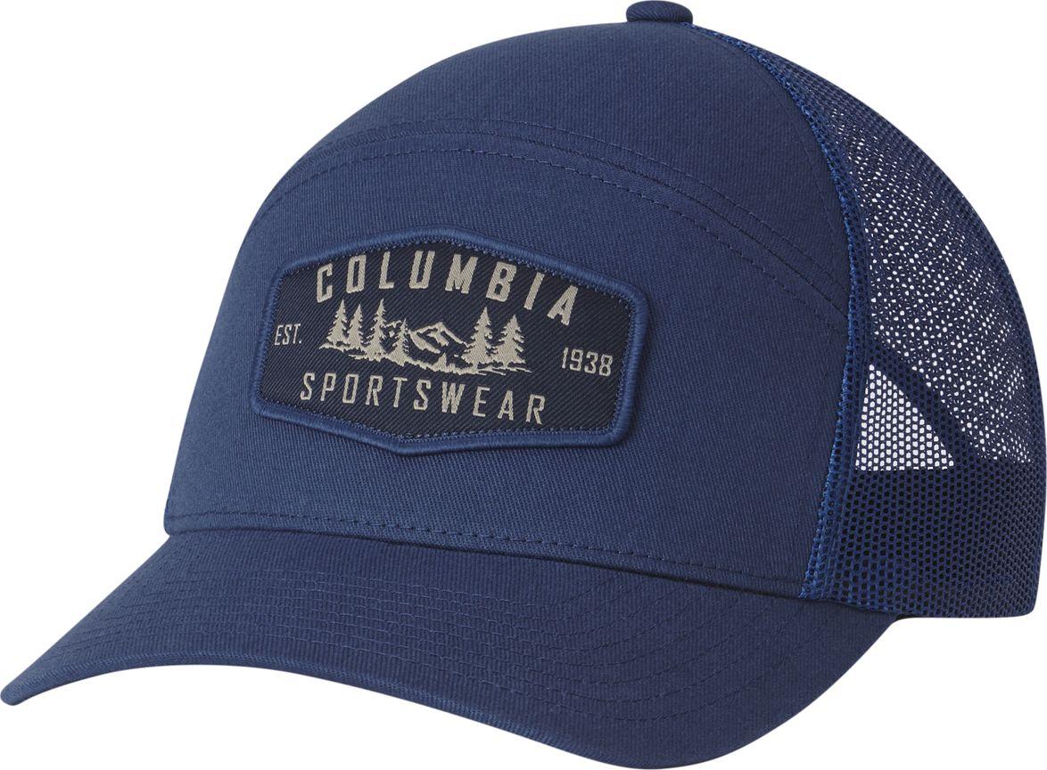 Купить Бейсболка Columbia Trail Evolution Snap Back, цвет: синий. 1768371-469. Размер универсальный