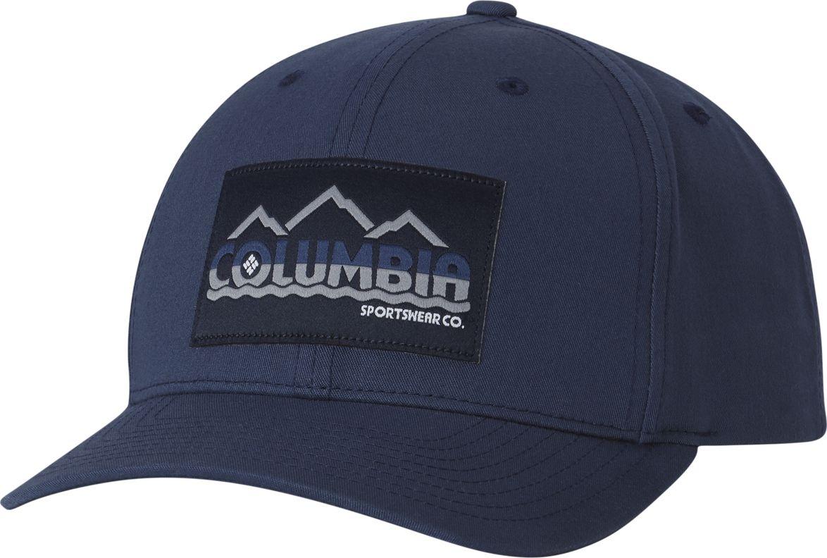 Купить Бейсболка Columbia Trail Essential Snap Back, цвет: темно-синий. 1766571-469. Размер универсальный
