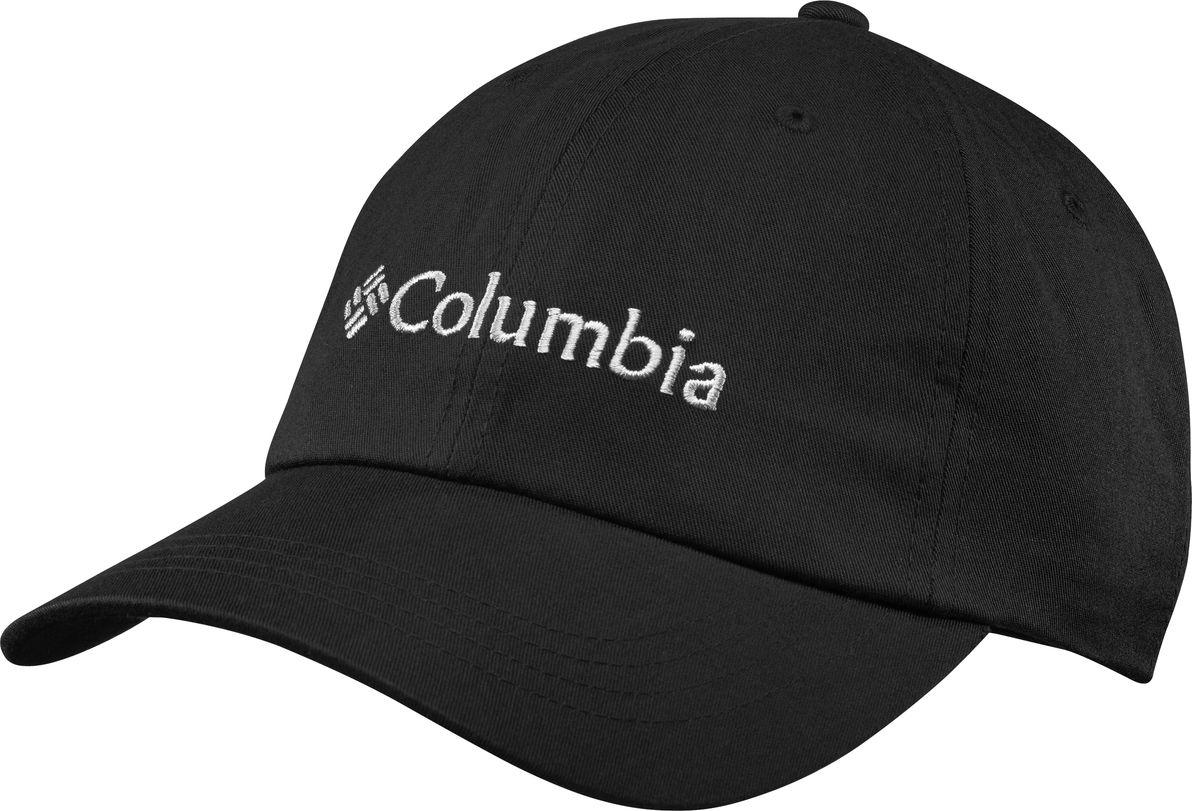 Купить Бейсболка Columbia ROC II Hat, цвет: черный. 1766611-010. Размер универсальный