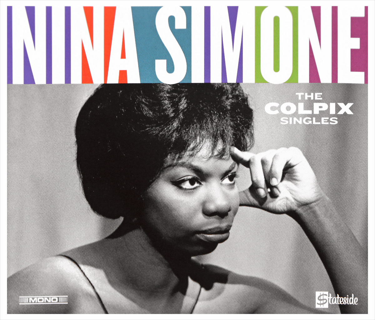 Нина Симон Nina Simone. The Colpix Singles (2 CD) нина симон nina simone nina simone and piano lp
