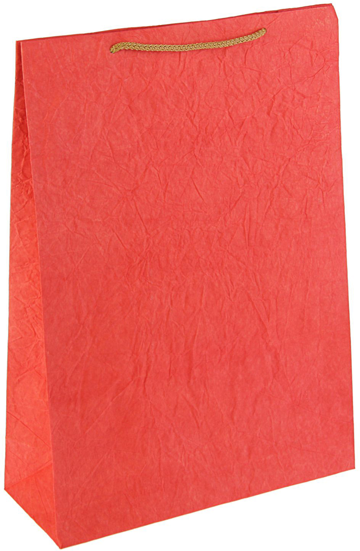 Пакет подарочный Дизайнерский, цвет: красный, 44 х 32 х 12 см. 27280902728090Любой подарок начинается с упаковки. Что может быть трогательнее и волшебнее, чем ритуал разворачивания полученного презента. И именно оригинальная, со вкусом выбранная упаковка выделит ваш подарок из массы других. Она продемонстрирует самые теплые чувства к виновнику торжества и создаст сказочную атмосферу праздника - это то, что вы искали.