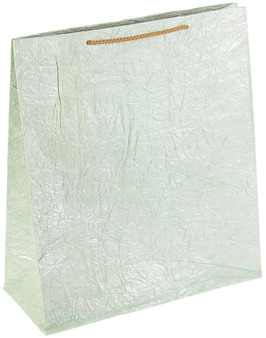 Пакет подарочный Дизайнерский, цвет: белый, 39 х 34,5 х 14 см. 27280952728095Любой подарок начинается с упаковки. Что может быть трогательнее и волшебнее, чем ритуал разворачивания полученного презента. И именно оригинальная, со вкусом выбранная упаковка выделит ваш подарок из массы других. Она продемонстрирует самые теплые чувства к виновнику торжества и создаст сказочную атмосферу праздника - это то, что вы искали.