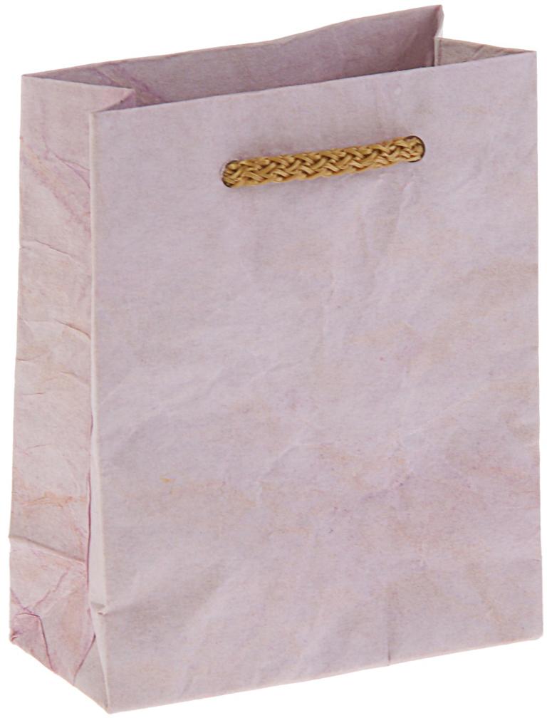 Пакет подарочный Дизайнерский, с напылением, цвет: бежевый, 11 х 9 х 4,5 см. 28569232856923Любой подарок начинается с упаковки. Что может быть трогательнее и волшебнее, чем ритуал разворачивания полученного презента. И именно оригинальная, со вкусом выбранная упаковка выделит ваш подарок из массы других. Она продемонстрирует самые теплые чувства к виновнику торжества и создаст сказочную атмосферу праздника - это то, что вы искали.