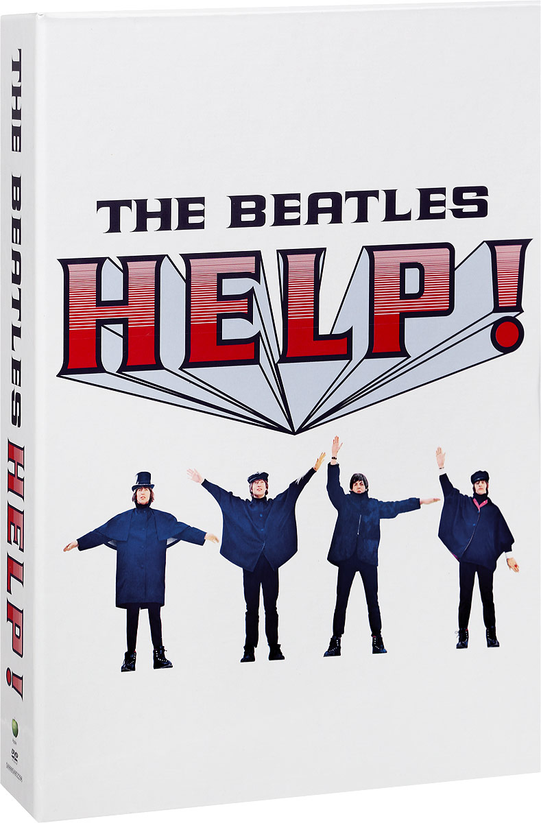 The Beatles The Beatles. Help! (2 DVD)