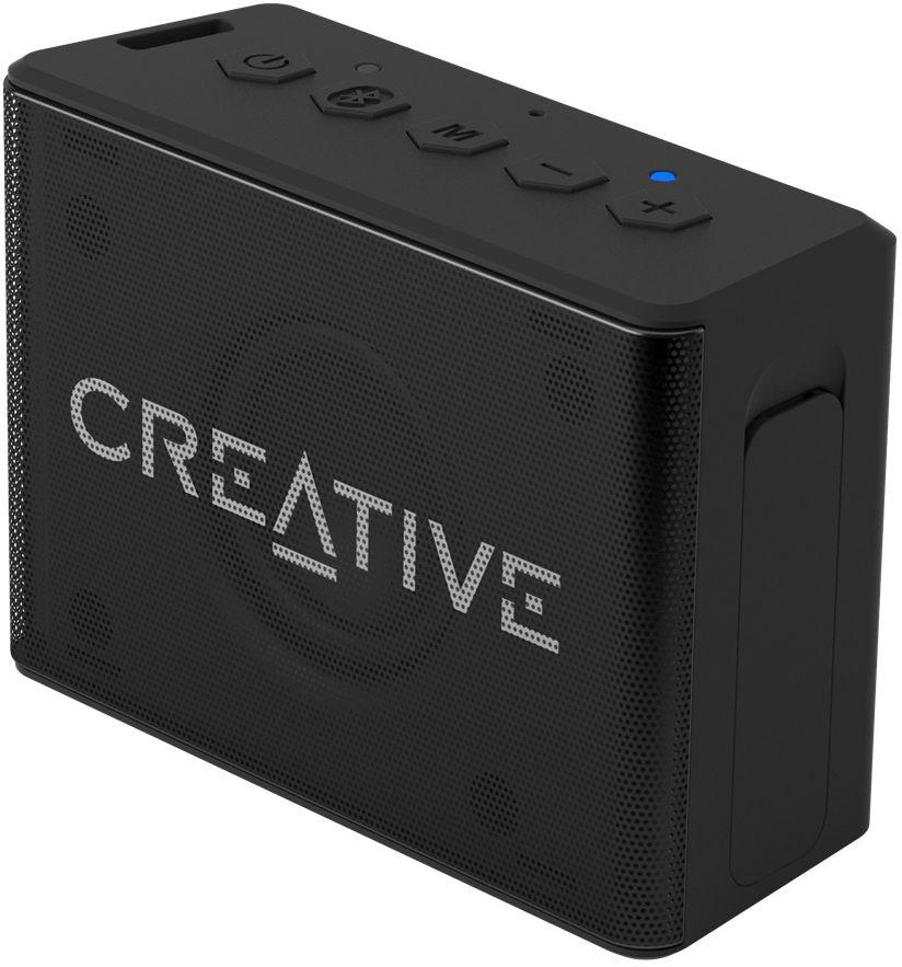 Creative Muvo 1C, Black портативная акустическая система (51MF8251AA000)