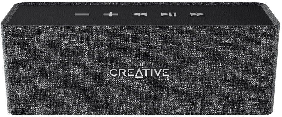 Creative Nuno, Black портативная акустическая система (51MF8270AA000)
