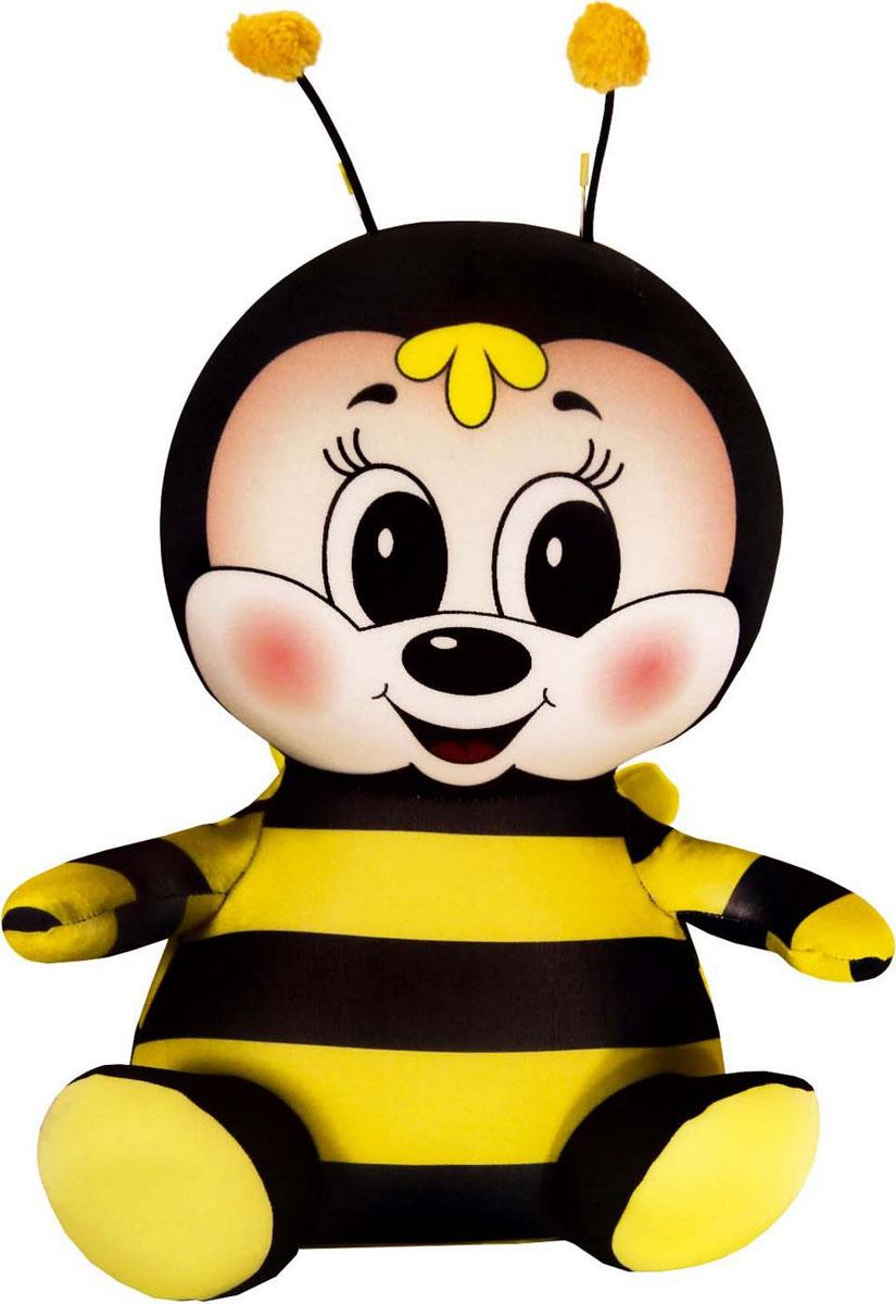 Zakazat.ru: Подушка-игрушка антистрессовая Штучки, к которым тянутся ручки  Пчелка майя. 29 см