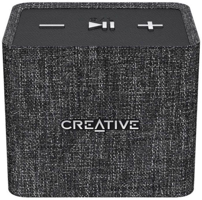 Creative Nuno Micro, Black портативная акустическая система (51MF8265AA000) creative nuno micro black портативная акустическая система 51mf8265aa000