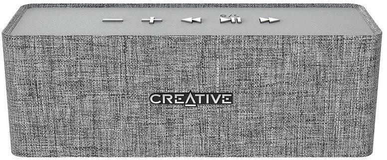 Creative Nuno, Grey портативная акустическая система (51MF8270AA001)