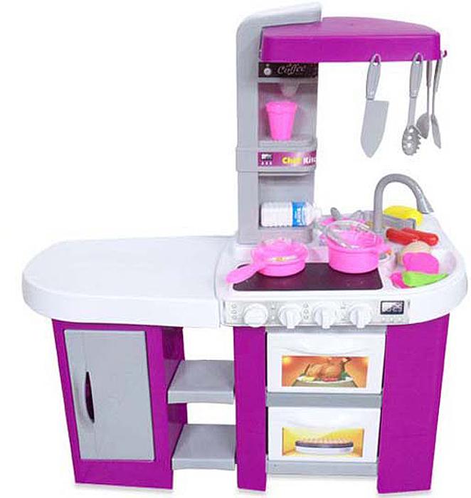 ABtoys Игровой набор с куклой Модница с гардеробной 84 предмета