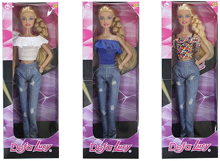Defa Toys Кукла Модница кукла defa lucy 6023