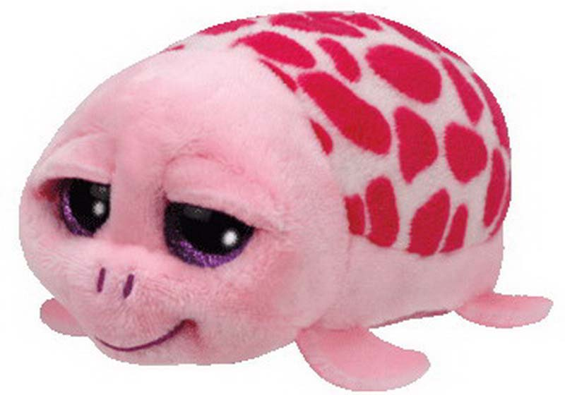 TY Мягкая игрушка Черепаха Shuffler 11 см мягкая игрушка мягкие игрушки ty мягкая игрушка