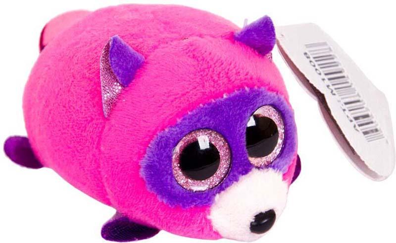 ABtoys Мягкая игрушка Енот 10 см abtoys мягкая игрушка леопард 10 см